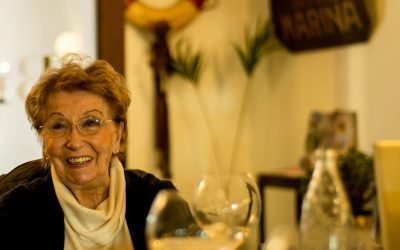 To understand who we are, get to know Grandma RosaBianca, for us La Nonna.